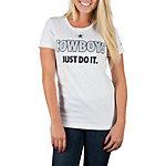Dallas Cowboys Nike Womens Just Do It Tee