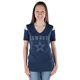 Dallas Cowboys Nike Womens Fan Top