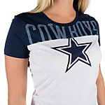 Dallas Cowboys Nike Womens Heads or Tails Top