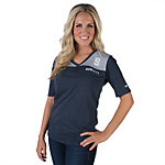 Dallas Cowboys Nike Womens Romo #9  My Player Top