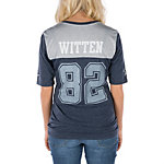 Dallas Cowboys Nike Womens Witten #82  My Player Top