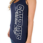 Dallas Cowboys Cowboy Up Tank
