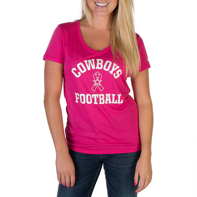 Dallas Cowboys Nike Womens Triblend BCA Tee