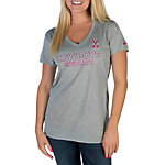 Dallas Cowboys Nike Womens Legend Crucial Catch Tee