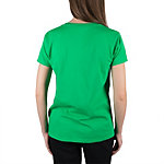 Dallas Cowboys Womens St Patricks Shamrock Cowboys Tee