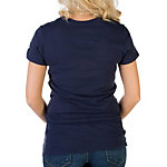 Dallas Cowboys Womens Camo Logo Premier Tee