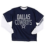 Dallas Cowboys Youth 3-in-1 Alliance Combo Tee