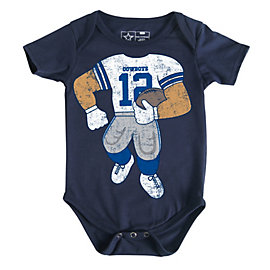 Dallas Cowboys Lil Player Onesie