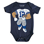 Dallas Cowboys Lil Player Bodysuit