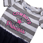 Dallas Cowboys Pretty Cute Tutu Bodysuit