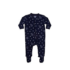 Dallas Cowboys Jammie Newborn Sleep and Play Bodysuit