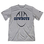 Dallas Cowboys Nike Youth Legends Football Icon Tee