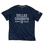 Dallas Cowboys Nike Youth Chiseled Tee