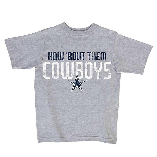 Dallas Cowboys Youth Just The Stats Tee