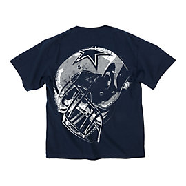 Dallas Cowboys Youth Larger Than Life Tee