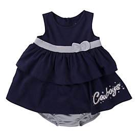 Dallas Cowboys Infant Rowdy Dress