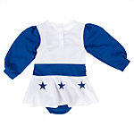 Dallas Cowboys Cheerleader Infant/Toddler Cheer Uniform