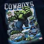 Dallas Cowboys MARVEL 2013 Training Camp Youth Monster Train Tee