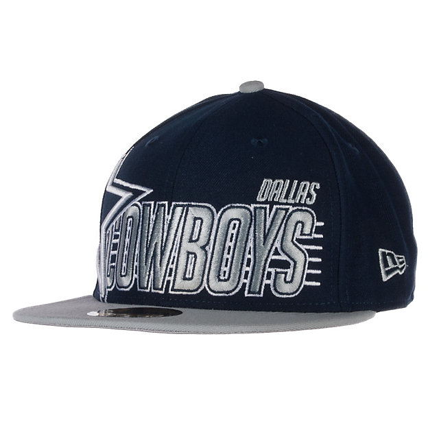 Dallas Cowboys New Era Fast Angle 59Fifty