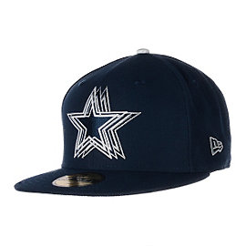 Dallas Cowboys New Era Illusion 59Fifty Cap