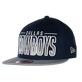 Dallas Cowboys New Era Team Fade Snap 9Fifty