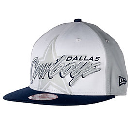 Dallas Cowboys New Era Gamer 9Fifty Cap