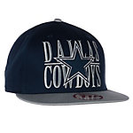 Dallas Cowboys New Era Step Over 9Fifty