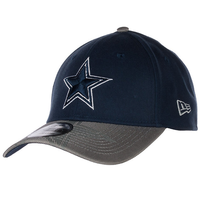 Dallas Cowboys New Era Visor Emblem 39Thirty