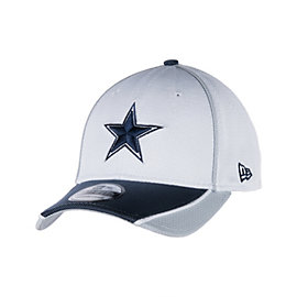 Dallas Cowboys New Era Abrasion Plus 39Thirty