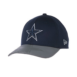 Dallas Cowboys New Era Metallic Motion 39Thirty