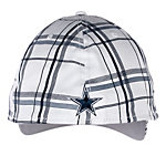 Dallas Cowboys New Era Plaid Pipeline 39Thirty