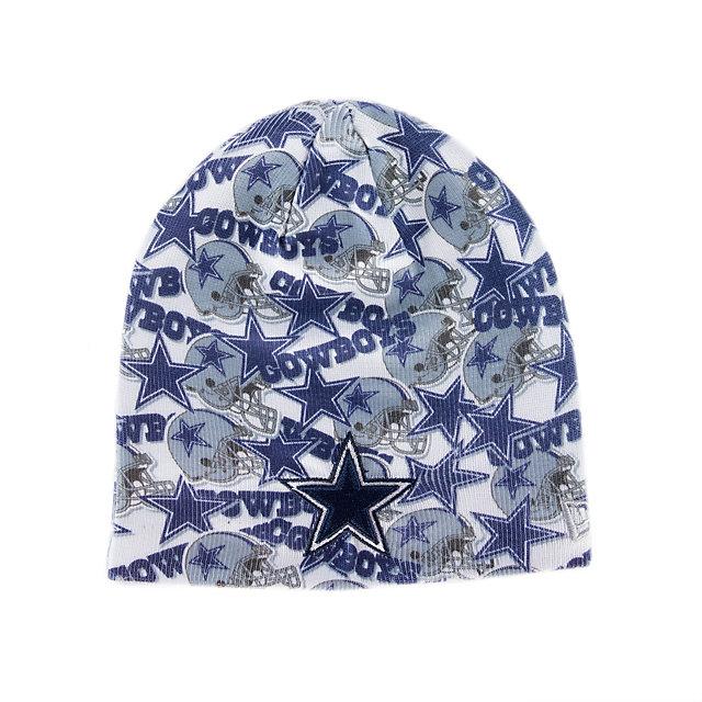 Dallas Cowboys New Era Mega Craze Knit