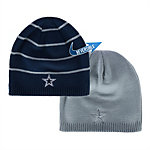 Dallas Cowboys Hatcher Reversible Knit Cap
