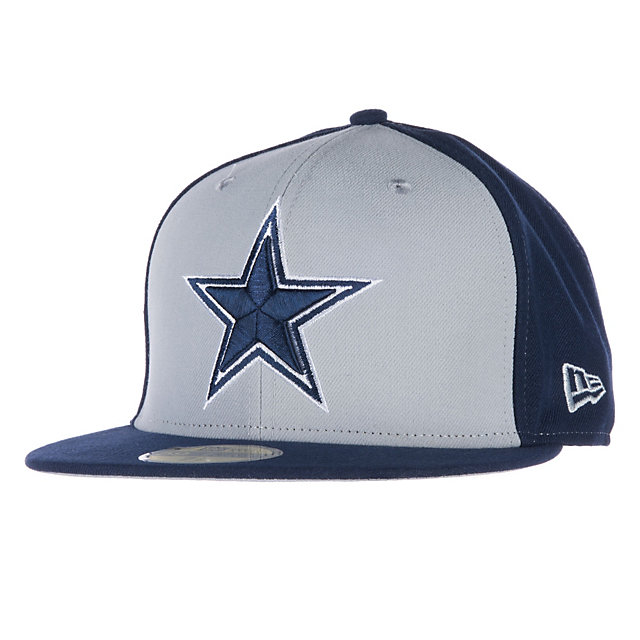 Dallas Cowboys New Era Baycik Fit Redux 59Fifty