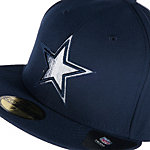 Dallas Cowboys New Era Fade-A-Grade 59Fifty