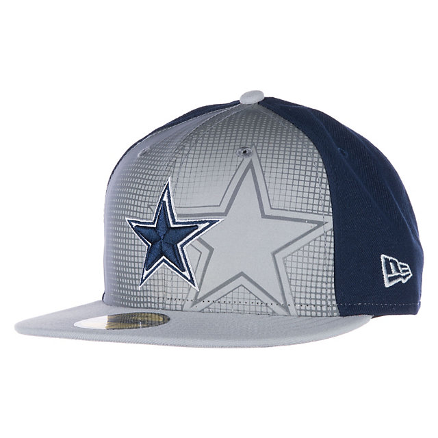 Dallas Cowboys New Era Team Reflective 59Fifty