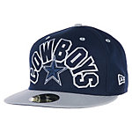 Dallas Cowboys New Era Big Word 59Fifty
