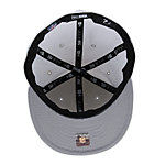Dallas Cowboys New Era White Grey Basic 59Fifty
