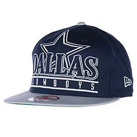 Dallas Cowboys New Era Stack Punch Snap 9Fifty Hat