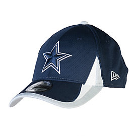 Dallas Cowboys New Era Training Cap 39THIRTY