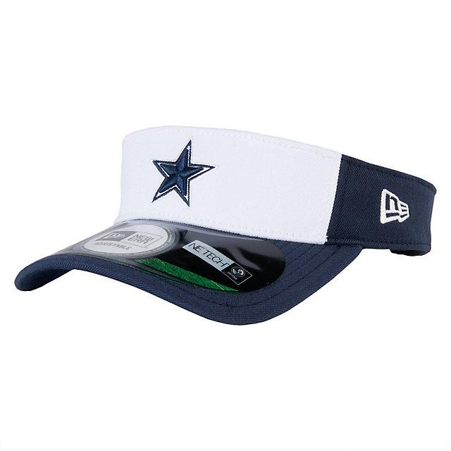 Dallas Cowboys New Era Sideline Visor
