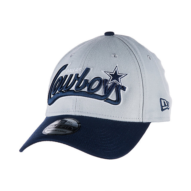 Dallas Cowboys New Era 2T Tailswoop 39THIRTY
