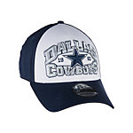 Dallas Cowboys New Era Blocked Out 39THIRTY