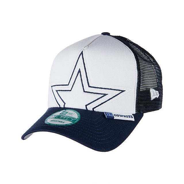 Dallas Cowboys New Era Punch Thru 9FORTY