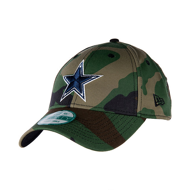 Dallas Cowboys New Era Baci-Camo 9FORTY
