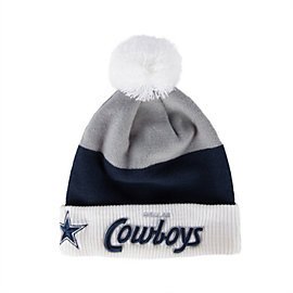 Dallas Cowboys Cuff Scripter Knit Cap