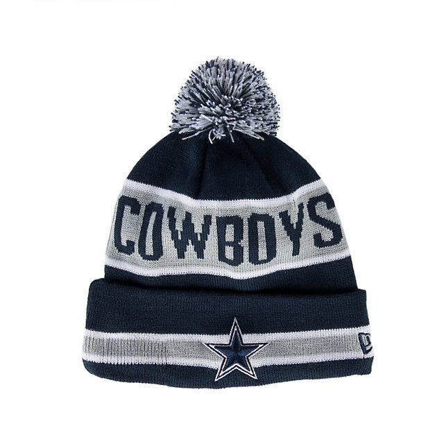 Dallas Cowboys New Era The Coach Knit