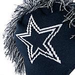 Dallas Cowboys New Era Tasslehawk Knit Cap
