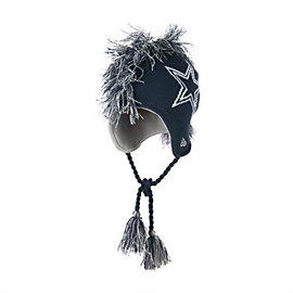 Dallas Cowboys New Era Tasslehawk Knit Cap