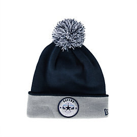 Dallas Cowboys New Era Retro Circle Knit Hat